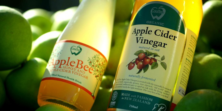 CoralTree Organics Apple Cider Vinegar and RTD