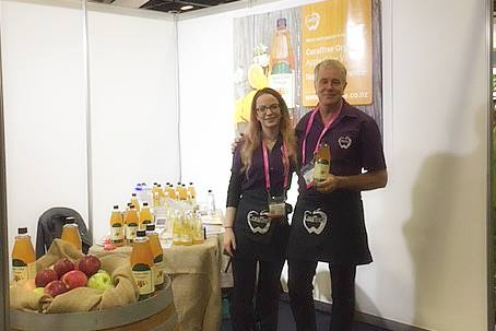 CoralTree Organics Naturally Well Expo Sydney 2017