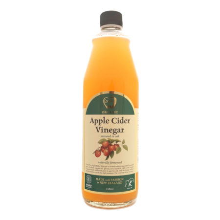 CoralTree Organic Apple Cider Vinegar